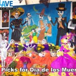 Here's our Guide to Dia de los Muertos 2015 in LA and a word about Cultural Appropriation