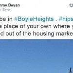 Hollywood Hills Realtor invites Hipsters to discover Boyle Heights