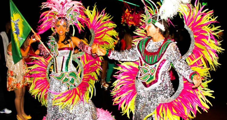Interview: Brazilian Carnaval's 17 Year History and Celebrating 100 Years of Samba this Friday!