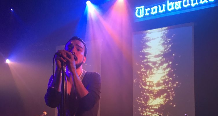 Despite injury, Gabriel Garzón-Montano shines at Troubadour