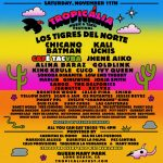Tropicália Music and Taco Festival: Eclectic Global Music with Free Tacos November 11!