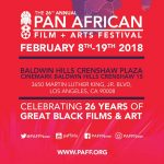 Top Picks for Pan African Film Festival (PAFF) 2018